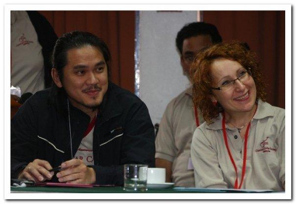 Jury de concours  Classical Guitar Society of Malaysia