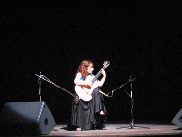 Urdu International Guitar Festival, Turquie