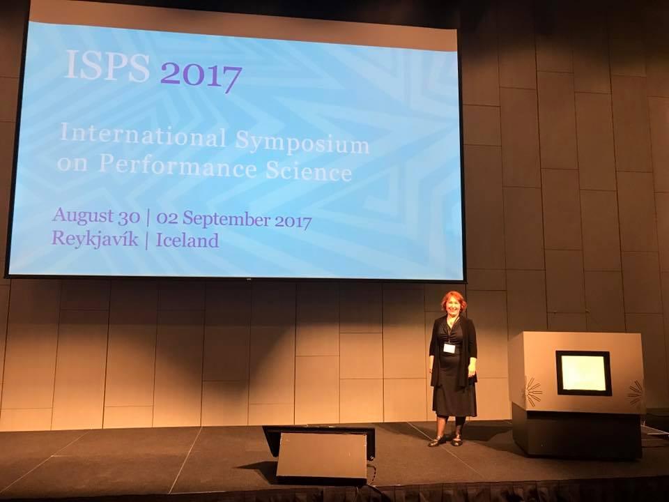 ISPS 2017 Islande