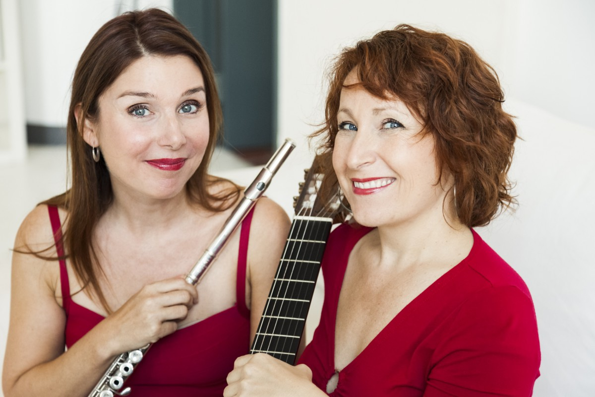 En studio avec Chantal Dubois, Duo Piazzolla