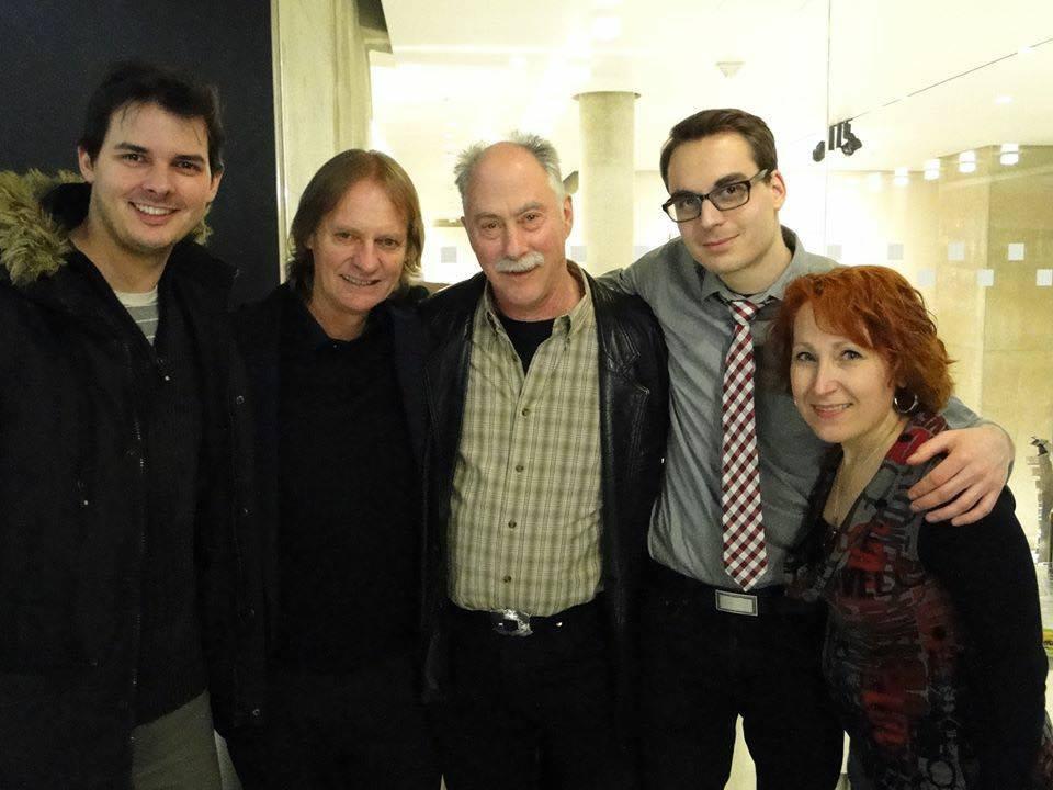 Avec David Russell, Société de guitare de Montréal