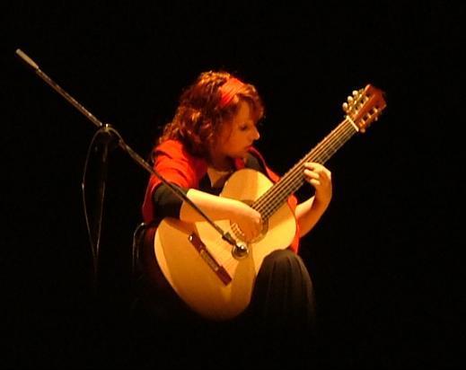 4e Festival nacional de guitarra de Puebla, Mexique