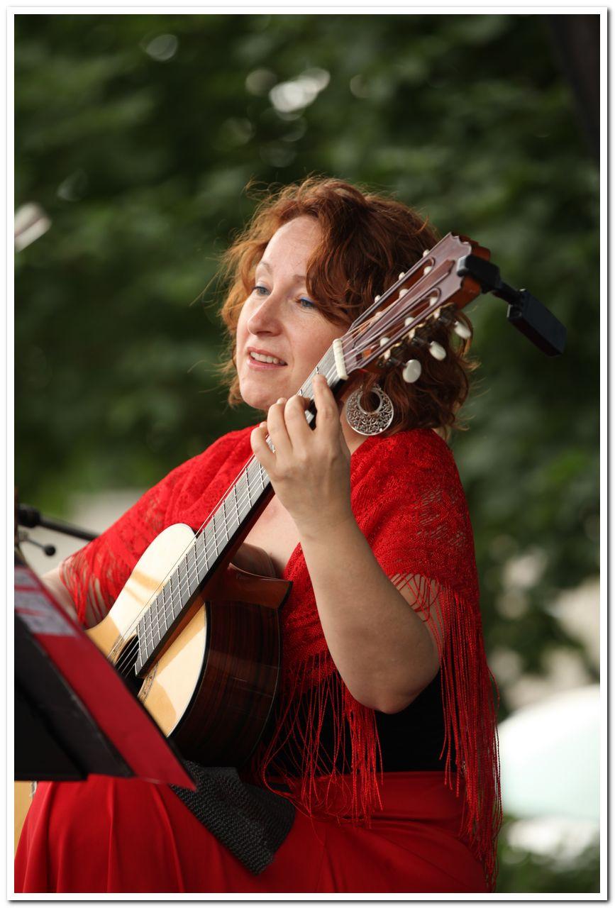 Concert au parc, Ville de Chambly, Canada
